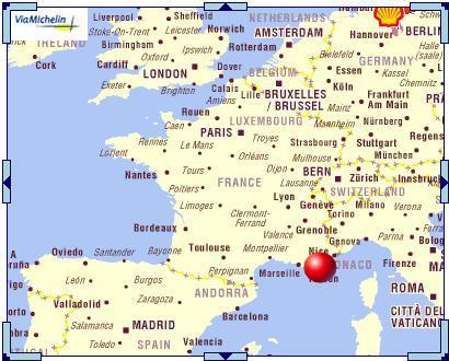 Ferie Lejlighed I Frankrig